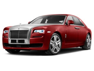 2018 Rolls-Royce Ghost Sedan