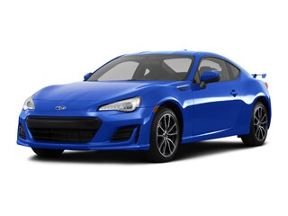 2018 Subaru BRZ Coupe WR Blue Pearl
