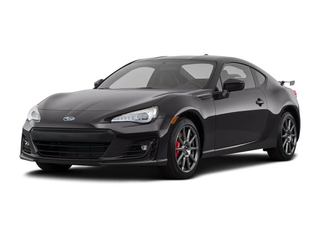 2018 Subaru BRZ Limited with Performance Package Coupe