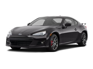 2018 Subaru BRZ Limited with Performance Package COU
