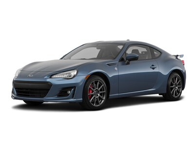 2018 Subaru BRZ Limited 50th Anniversary Edition Coupe JF1ZCAC13J9601303