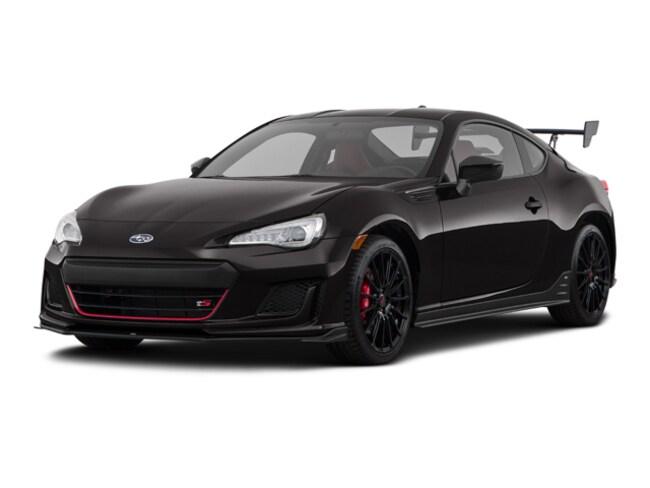 New 2018 Subaru BRZ tS Coupe Ontario, CA
