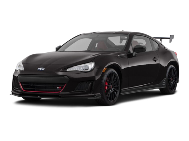 New 2018 Subaru BRZ tS Coupe Thousand Oaks