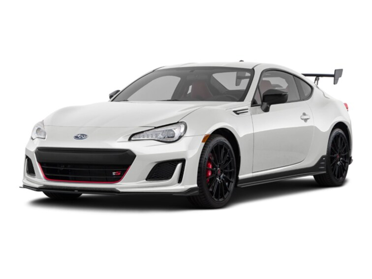 New 2018 Subaru BRZ tS Coupe near Shreveport