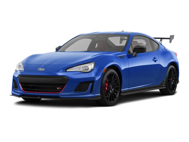 New 2018 Subaru BRZ tS Coupe JF1ZCAD12J9600139 for sale near Greenville, SC