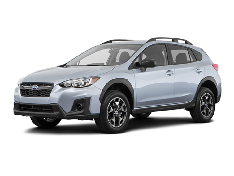 Used 2018 Subaru Crosstrek AWD SUV in North Smithfield near Providence