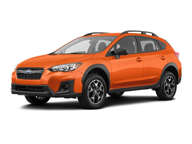 New 2018 Subaru Crosstrek 2.0i SUV in Somerset, NJ