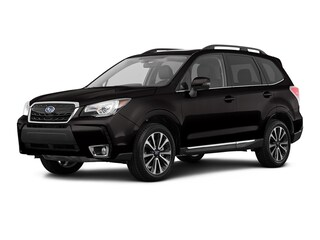 New Subaru 2018 Subaru Forester 2.0XT Touring with Eyesight + Nav + Starlink JF2SJGWC4JH550063 for sale at Coconut Creek Subaru in Coconut Creek, FL