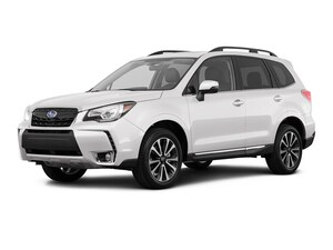 2018 Subaru Forester 2.0XT Touring with Starlink