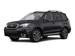 New 2018 Subaru Forester 2.0XT Touring with Eyesight + Nav + Starlink SUV JF2SJGWC6JH616709 F616709 in Atlanta GA