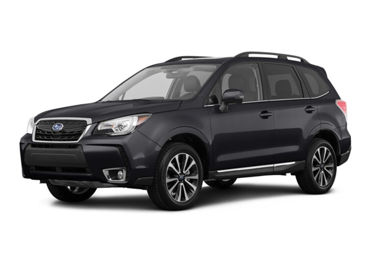 New 2018 Subaru Forester 2.0XT Touring with Eyesight + Nav + Starlink SUV in Atlanta GA