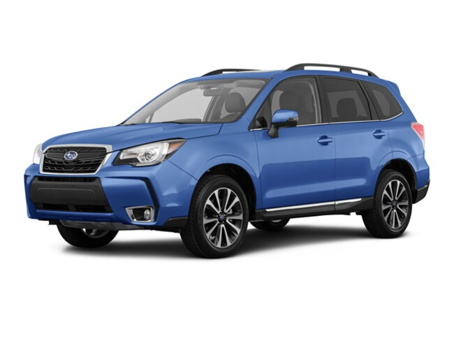 New 2018 Subaru Forester 2.0XT Touring with Starlink SUV in Akron