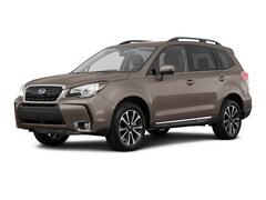 2018 Subaru Forester 2.0XT Touring w/ Eyesight + Nav + Starlink SUV JF2SJGWC4JH515703 for sale near San Francisco, CA at Marin Subaru
