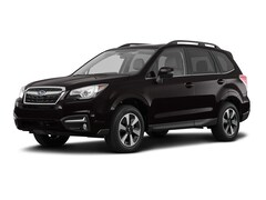 New 2018 Subaru Forester 2.5i Limited w/ Eyesight + Nav + Starlink SUV JF2SJARCXJH499743 for sale on Long Island at Riverhead Bay Subaru