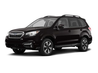 New 2018 Subaru Forester 2.5i Limited w/ Eyesight + Nav + Starlink SUV in Tilton, NH