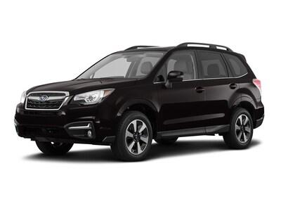 2018 Subaru Forester 2.5i Limited with Eyesight + Nav + Starlink SUV