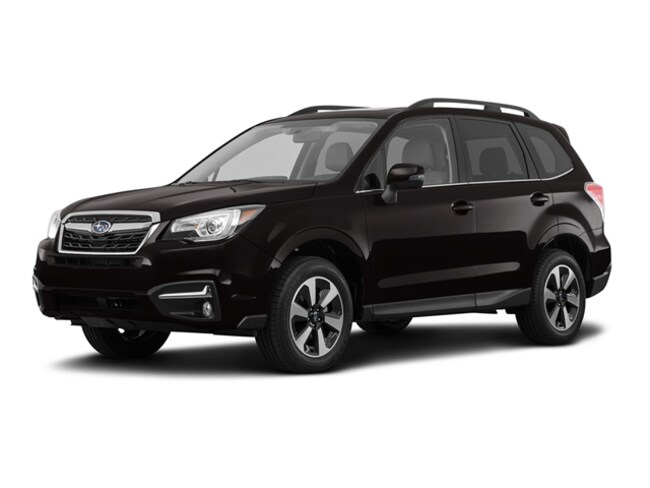 New 2018 Subaru Forester 2.5i Limited with Eyesight + Nav + Starlink SUV for sale in Wakefield near Boston.