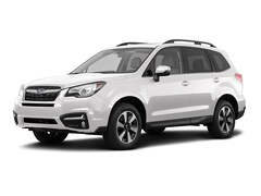 New 2018 Subaru Forester 2.5i Limited w/ Eyesight + Nav + Starlink SUV JF2SJARC4JH500045 in Grand Forks
