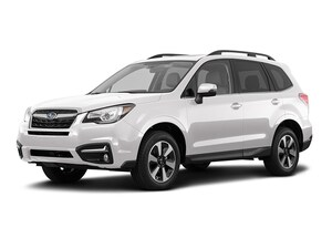 2018 Subaru Forester 2.5i Limited with Eyesight + Nav + Starlink