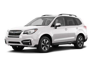 New 2018 Subaru Forester 2.5i Limited with Eyesight + Nav + Starlink SUV near Clermont, FL