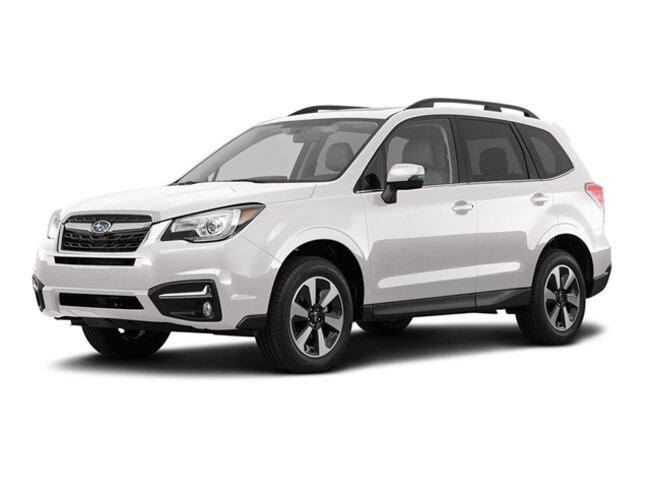 New 2018 Subaru Forester 2.5i Limited with Starlink SUV in Cortland