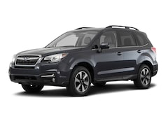 New 2018 Subaru Forester 2.5i Limited with Eyesight + Nav + Starlink SUV JF2SJARC8JH596911 for sale in Moorhead, MN