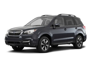 New 2018 Subaru Forester 2.5i Limited with Eyesight + Nav + Starlink SUV JF2SJARCXJH537570 in Orlando FL