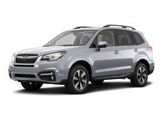New 2018 Subaru Forester 2.5i Limited with Eyesight + Nav + Starlink SUV JF2SJARC4JH596775 for sale in Moorhead, MN