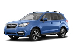 New 2018 Subaru Forester 2.5i Limited with Starlink SUV 18615 in Potsdam