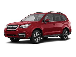 New 2018 Subaru Forester 2.5i Limited with Eyesight + Nav + Starlink SUV For Sale in Troy, NY