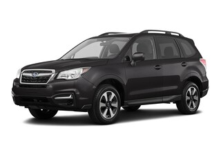 New 2018 Subaru Forester 2.5i Premium with Starlink SUV JG551237 for sale in Midland, TX