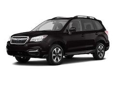 Certified Pre-Owned 2018 Subaru Forester 2.5i Premium SUV JF2SJAGCXJH580972 for Sale in Santa Fe