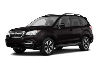 New 2018 Subaru Forester 2.5i Premium SUV JF2SJAGC1JH594355 For sale near Tacoma WA