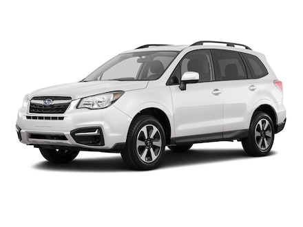 Featured Used 2018 Subaru Forester 2.5i Premium SUV for Sale in Ithaca, NY