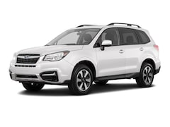 New 2018 Subaru Forester 2.5i Premium with All Weather Package + Starlink SUV for sale in Fredericksburg, VA at Ultimate Subaru