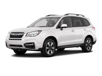 2018 Subaru Forester 2.5i Premium with Eyesight + All Weather Package + Power Rear Gate + Starlink SUV B5334
