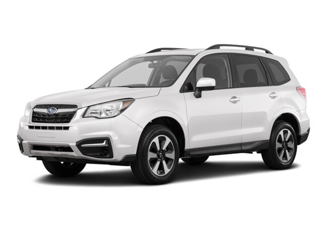 New 2018 Subaru Forester 2.5i Premium with Eyesight + All Weather Package + Starlink SUV in Claremont