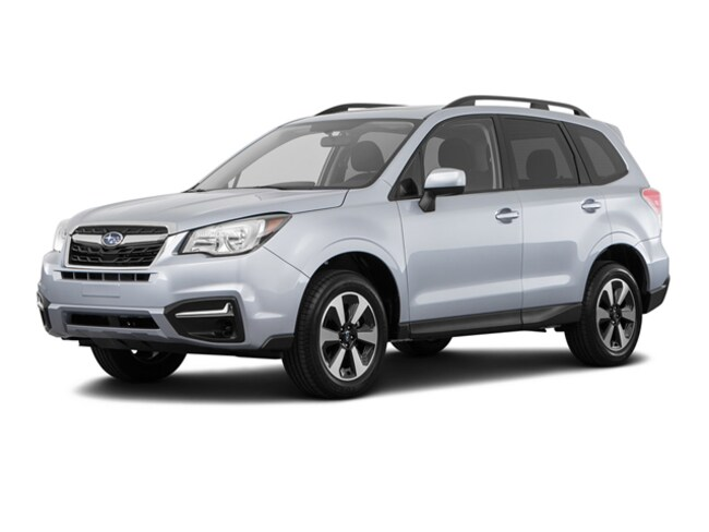 New 2018 Subaru Forester 2.5i Premium with SUV near Jersey City