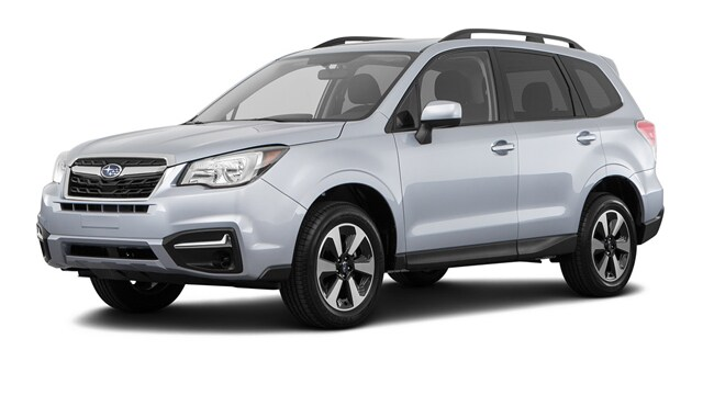 2018 Subaru Forester 2.5i Premium with All Weather Package + Starlink SUV B5062