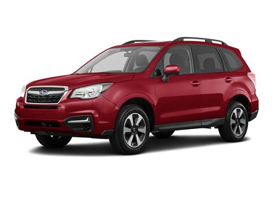 2018 Subaru Forester 2.5i Premium with Eyesight + All Weather Package + SUV