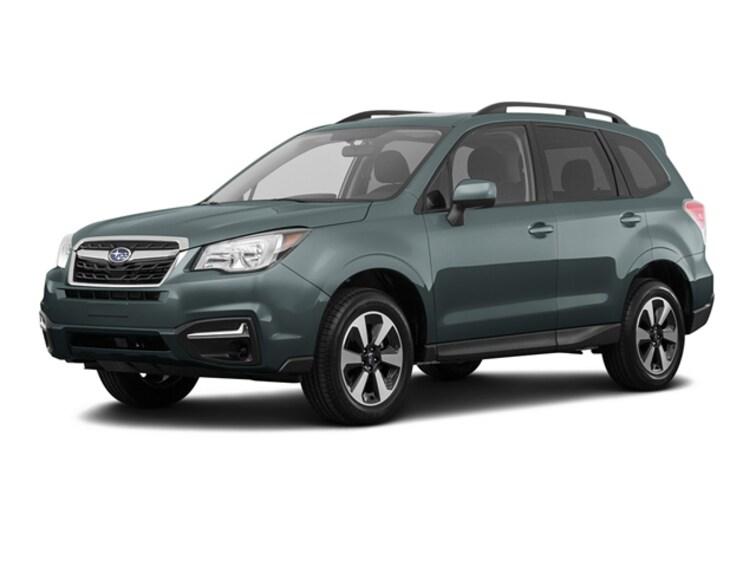 Certified Used 2018 Subaru Forester 2.5i Premium SUV near Austin