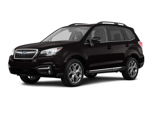 New 2018 Subaru Forester 2.5i Touring with Eyesight + Nav + Starlink SUV in Downingtown, PA