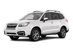 New 2018 Subaru Forester 2.5i Touring with Eyesight + Nav + Starlink SUV JF2SJAWC7JH543184 in Salem, OR