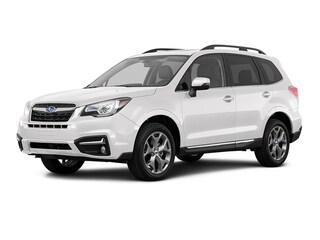 New 2018 Subaru Forester 2.5i Touring with Eyesight + Nav + Starlink SUV JF2SJAWC1JH445011 S80146 in Doylestown