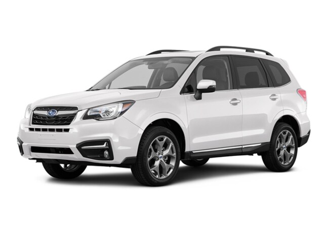 New 2018 Subaru Forester 2.5i Touring with Eyesight + Nav + Starlink SUV for sale in Doylestown, PA at Fred Beans Subaru
