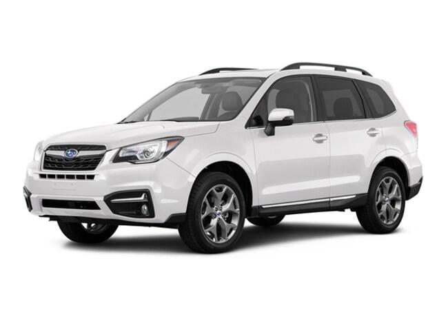 New 2018 Subaru Forester 2.5i Touring SUV For sale near Tacoma WA