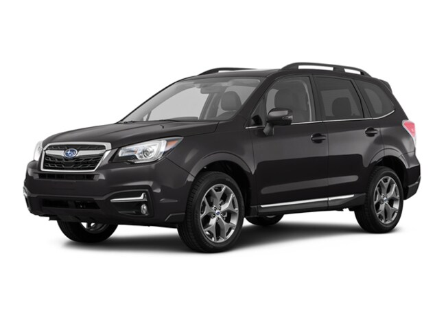 New 2018 Subaru Forester 2.5i Touring with Eyesight + Nav + Starlink SUV JH543800 for sale in Cincinnati OH