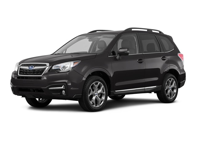 2018 Subaru Forester 2.5i Touring with Eyesight + Nav + Starlink SUV for sale near Cincinnati
