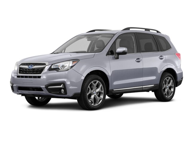 New 2018 Subaru Forester 2.5i Touring w/ Eyesight + Nav + Starlink SUV for sale in Burlington, WA