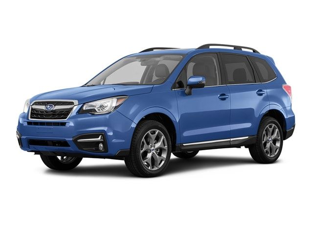 2018 Subaru Forester 2.5i Touring with Starlink 2.5i Touring CVT